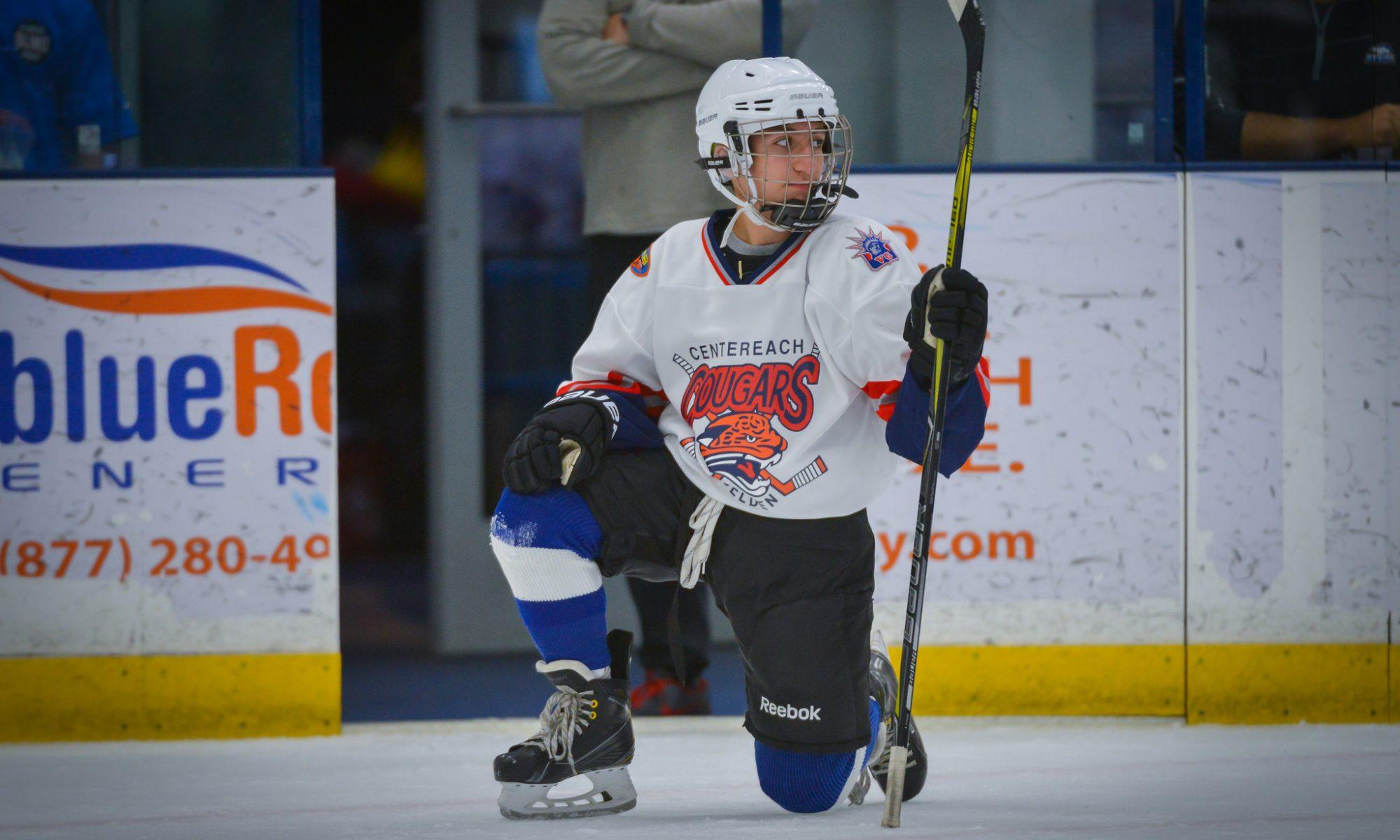 New York Metro Blind Hockey